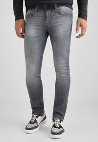 Baldessarini - TRIBUTE TO NATURE JOHN  - Slim fit jeans - grau used - 0