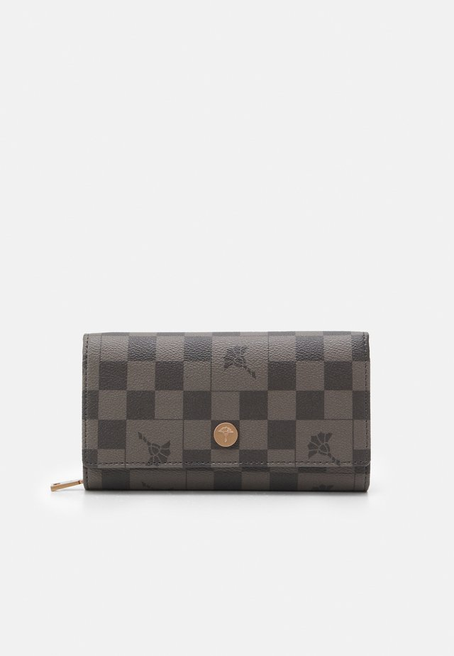 CORTINA PIAZZA EUROPA PURSE - Portemonnee - darkgrey