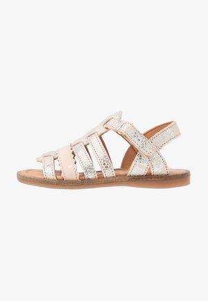 BESS  - Sandals - silver