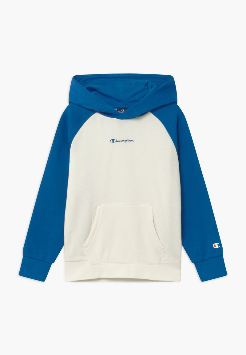 Champion - LEGACY AMERICAN CLASSICS HOODED - Hoodie - off-white