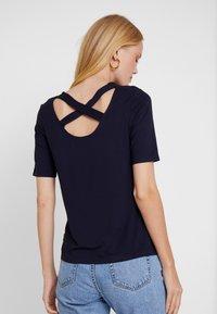 s.Oliver - T-shirts print - navy - 2