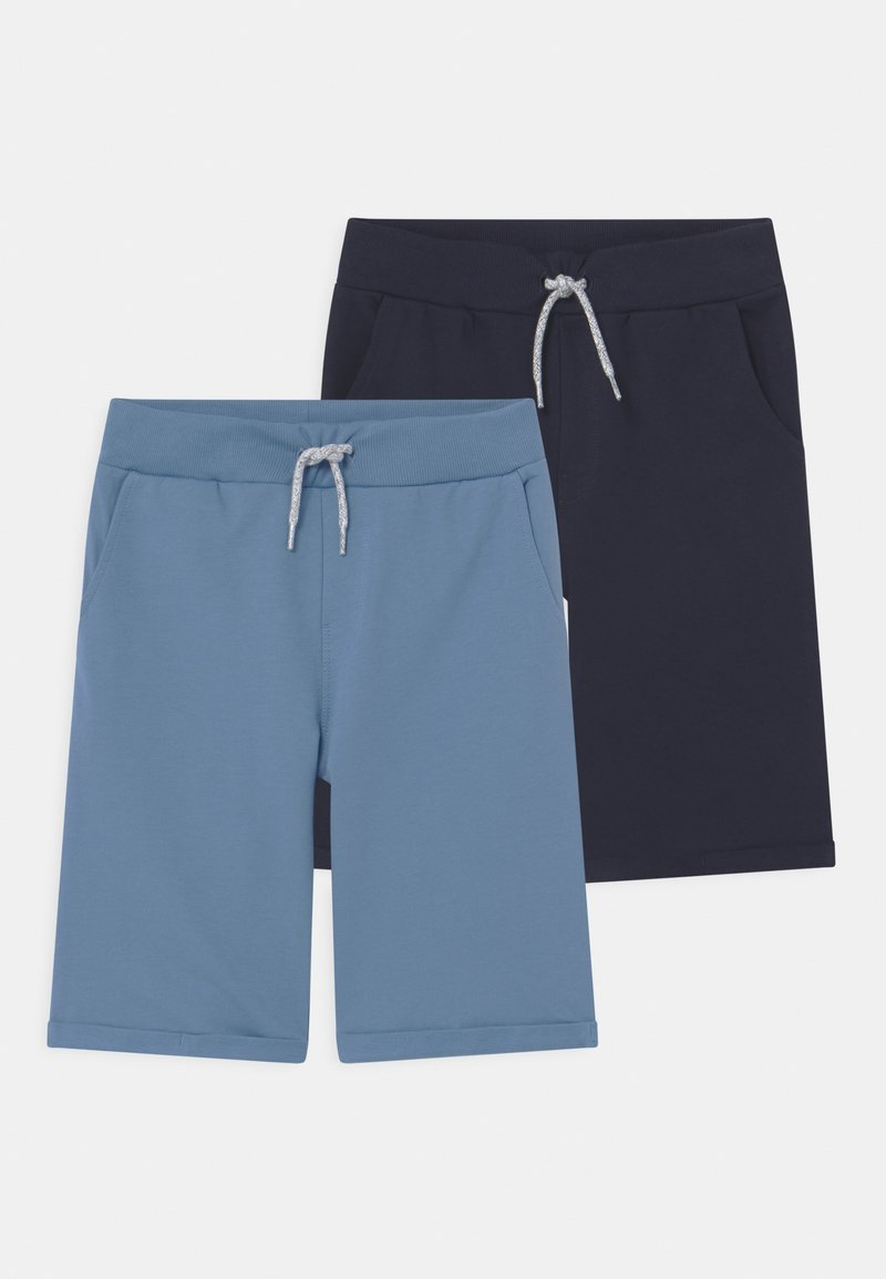 Name it - NKMVERMO 2 PACK - Shorts - parisian blue