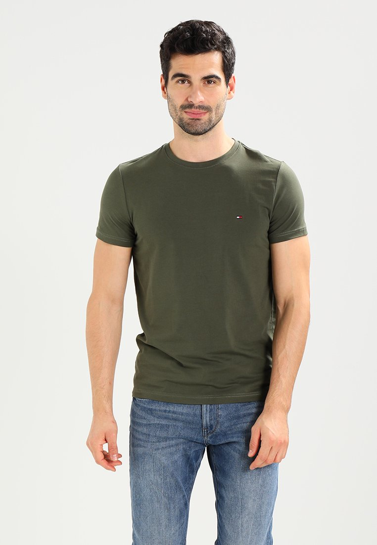 Uomo STRETCH SLIM FIT TEE - T-shirt basic