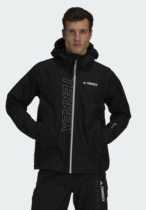 GORE-TEX PACLITE J  - Waterproof jacket - black