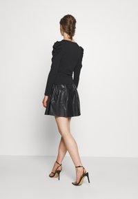 ONLY - ONLDREAM - Long sleeved top - black - 2