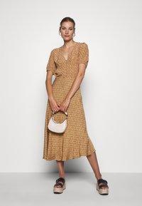 Samsøe Samsøe - ALSOP SKIRT - A-line skirt - brown - 1