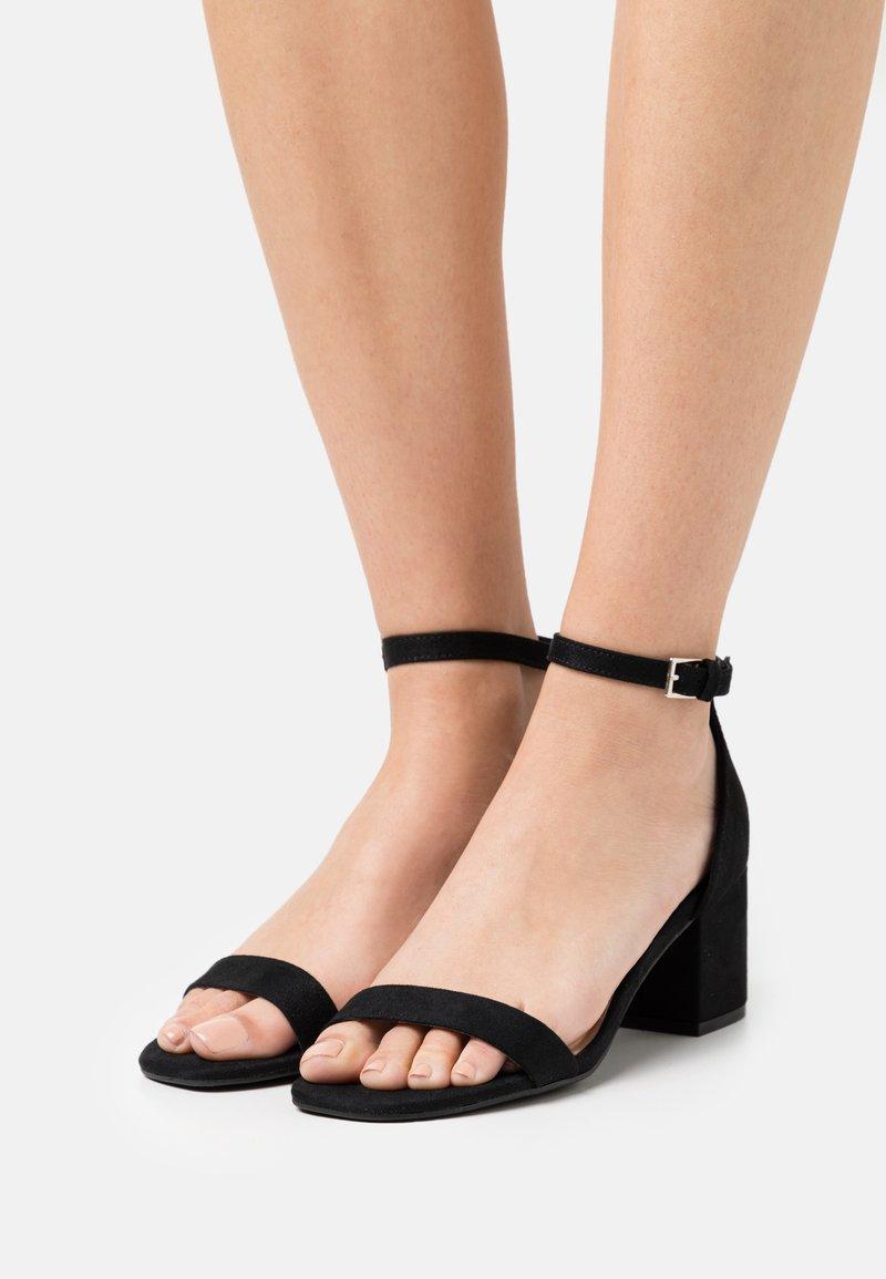 Call it Spring - MAKENZIE - Scarpe da sposa - black