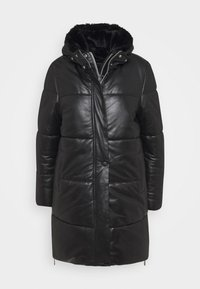 Oakwood - BERRY - Winter coat - black - 0