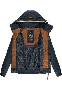 Ragwear - JOTTY - Winter jacket - navy - 5