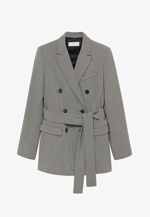 LONDON - Short coat - grey