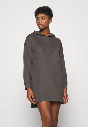 ONLMAGGIE DRESS - Jerseyjurk - magnet