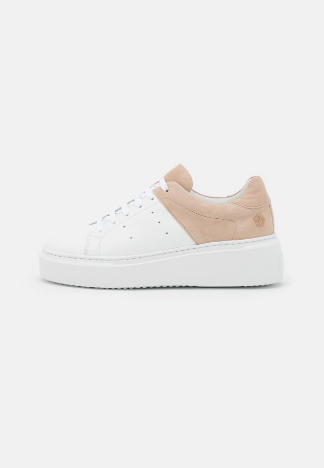 MELODY - Sneakersy niskie - taupe