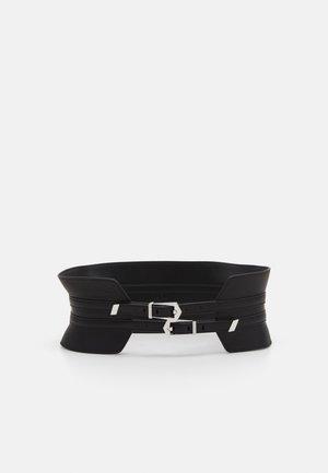 CORSET BELT - Waist belt - black