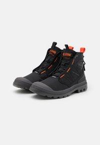 Palladium - PAMPA TRAVEL LITE UNISEX - Lace-up ankle boots - black - 1