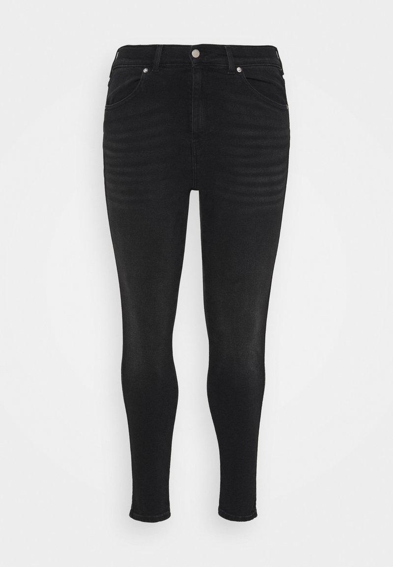 Dr.Denim Plus - LEXY - Jeans Skinny Fit - black mist