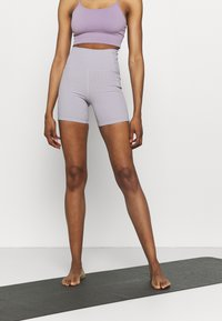 Cotton On Body - POCKET BIKE SHORT - Leggings - quail - 0