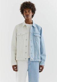 PULL&BEAR - Denim jacket - white - 0