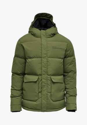 Dunjakker - dark green