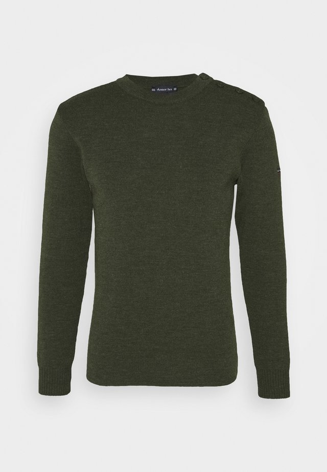 MARIN FOUESANANT HOMME - Pullover - epicea chine