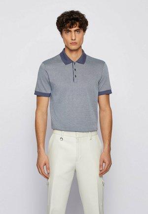 T-PETERSON - Polo shirt - blue