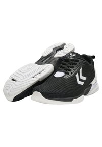 Hummel - AEROCHARGE FUSION - Handball shoes - black - 5