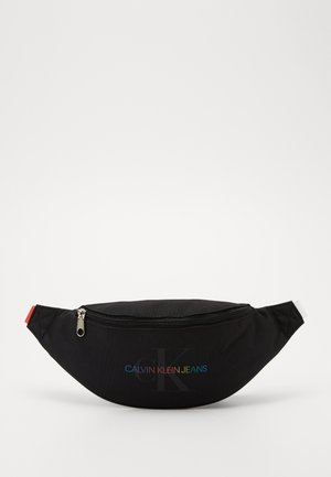 STREETPACK PRIDE - Bum bag - black
