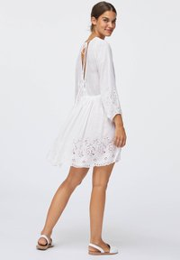 OYSHO - Day dress - white - 2
