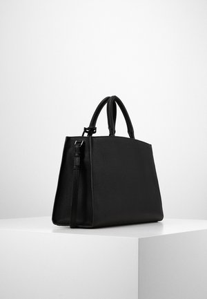 DRESSED BUSINESS TOTE  - Håndveske - black