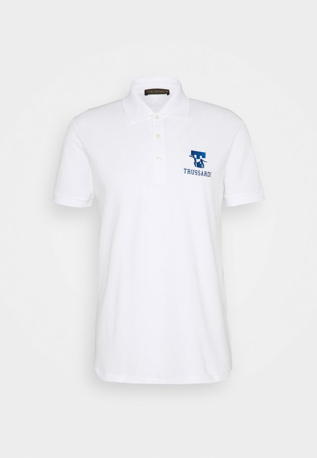 REGULAR - Poloshirt - white