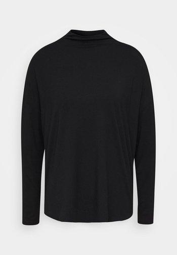 SUJANE - Long sleeved top - black