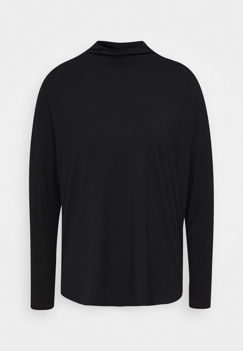 Opus - SUJANE - Long sleeved top - black
