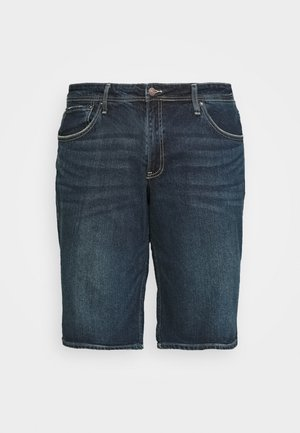 JJIRICK JJORIGINAL - Jeans Short / cowboy shorts - blue denim