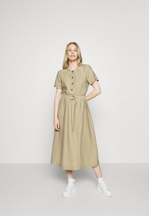 DRESS - Sukienka letnia - surplus khaki