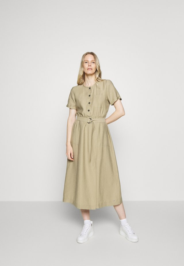 DRESS - Day dress - surplus khaki