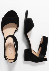 Caprice - Sandals - black - 3