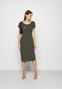 Liu Jo Jeans - ABITO - Jersey dress - lichene - 1