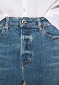 edc by Esprit - VINTAGE - Straight leg jeans - blue medium wash - 4