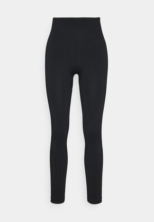 SEAMLESS - Collant - black