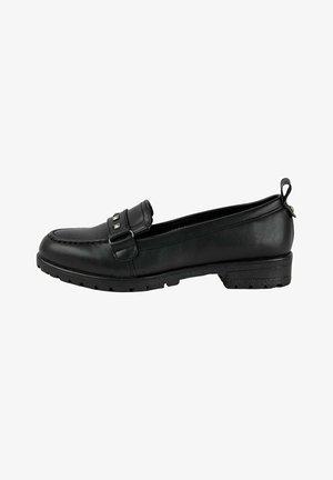 Mocassins - black
