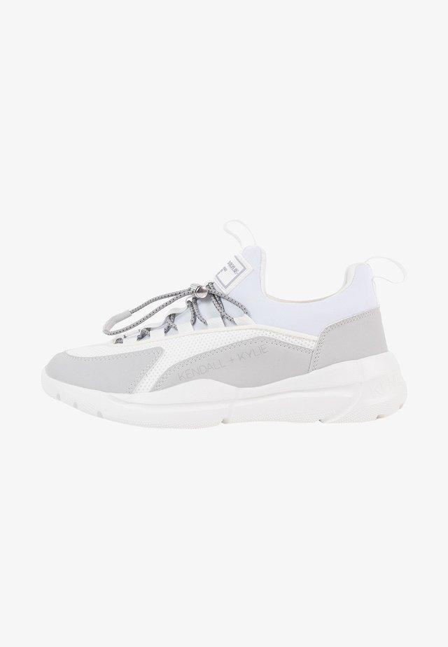 Zapatillas - silver/white