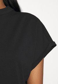 Noisy May - NMHAILEY DRESS - Jersey dress - black - 4
