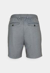 Selected Homme - SLHPETE STRING CAMP - Shorts - light grey melange - 7