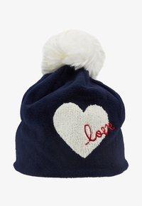 GAP - GIRL LOVE HAT - Čepice - navy uniform - 1