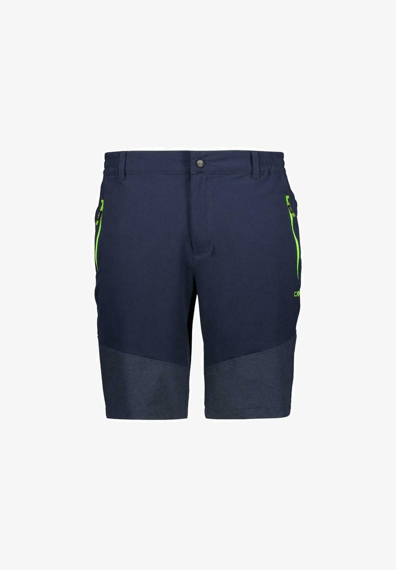 CMP - Sports shorts - black blue