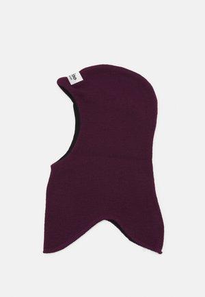 BALACLAVA UNISEX - Čepice - dark purple