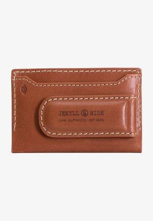 Wallet - tan