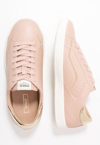 ONLY SHOES - ONLSHILO - Sneakers laag - rose - 3