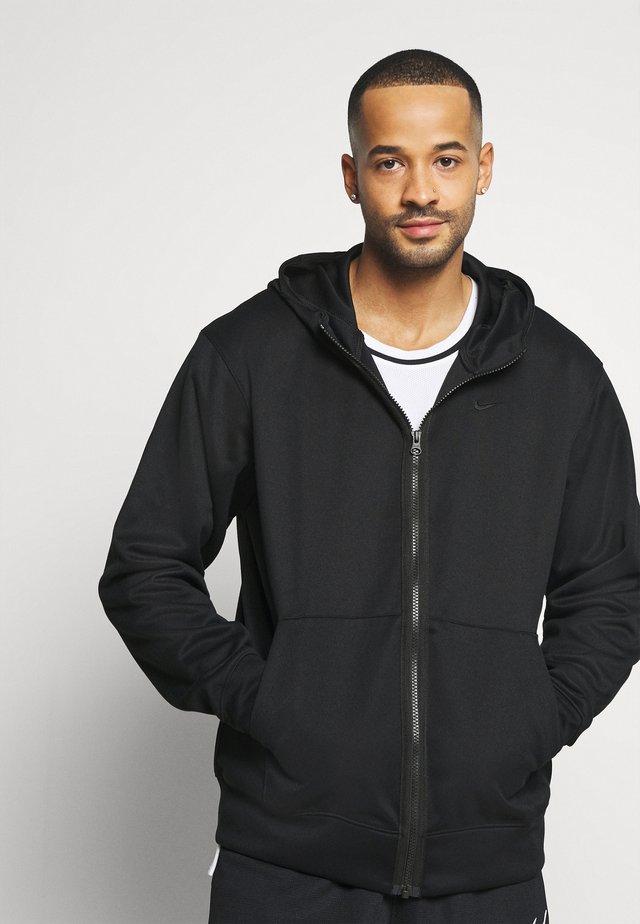 SPOTLIGHT HOODIE  - Hættetrøjer - black