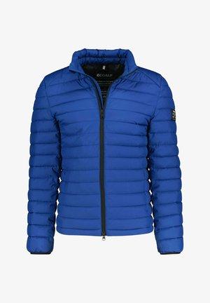 BERET - Winterjas - blau