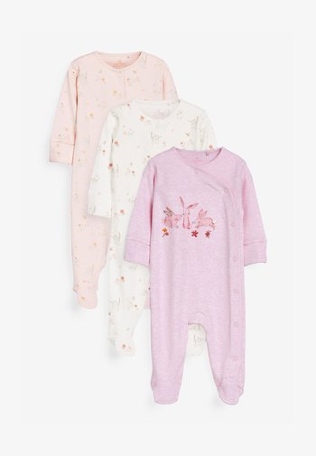 3 PACK FLORAL BUNNY